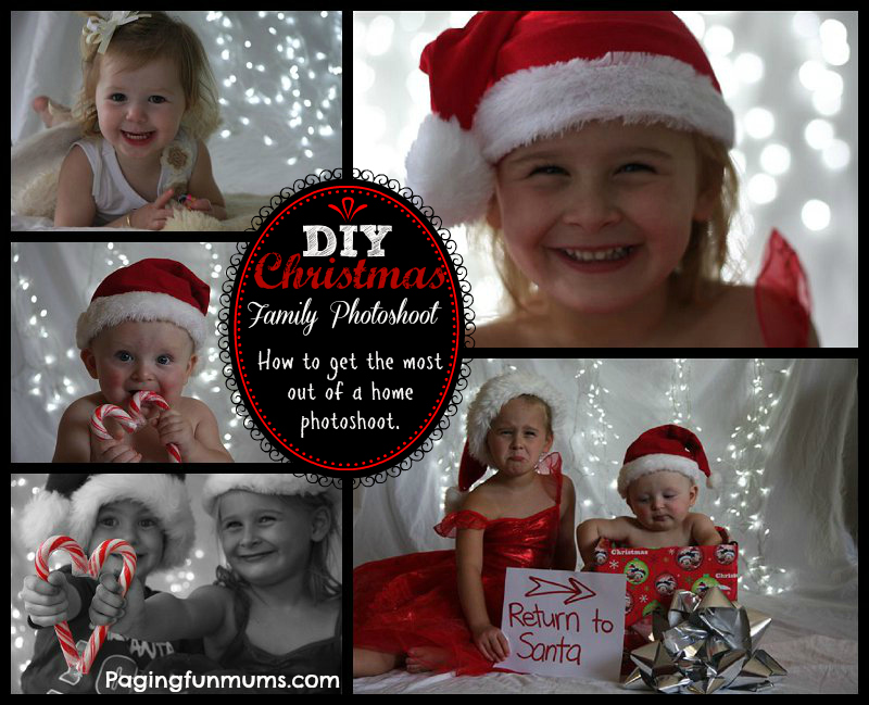 Amazing Christmas 'Twinkle Light' Photos – Jen & Lou