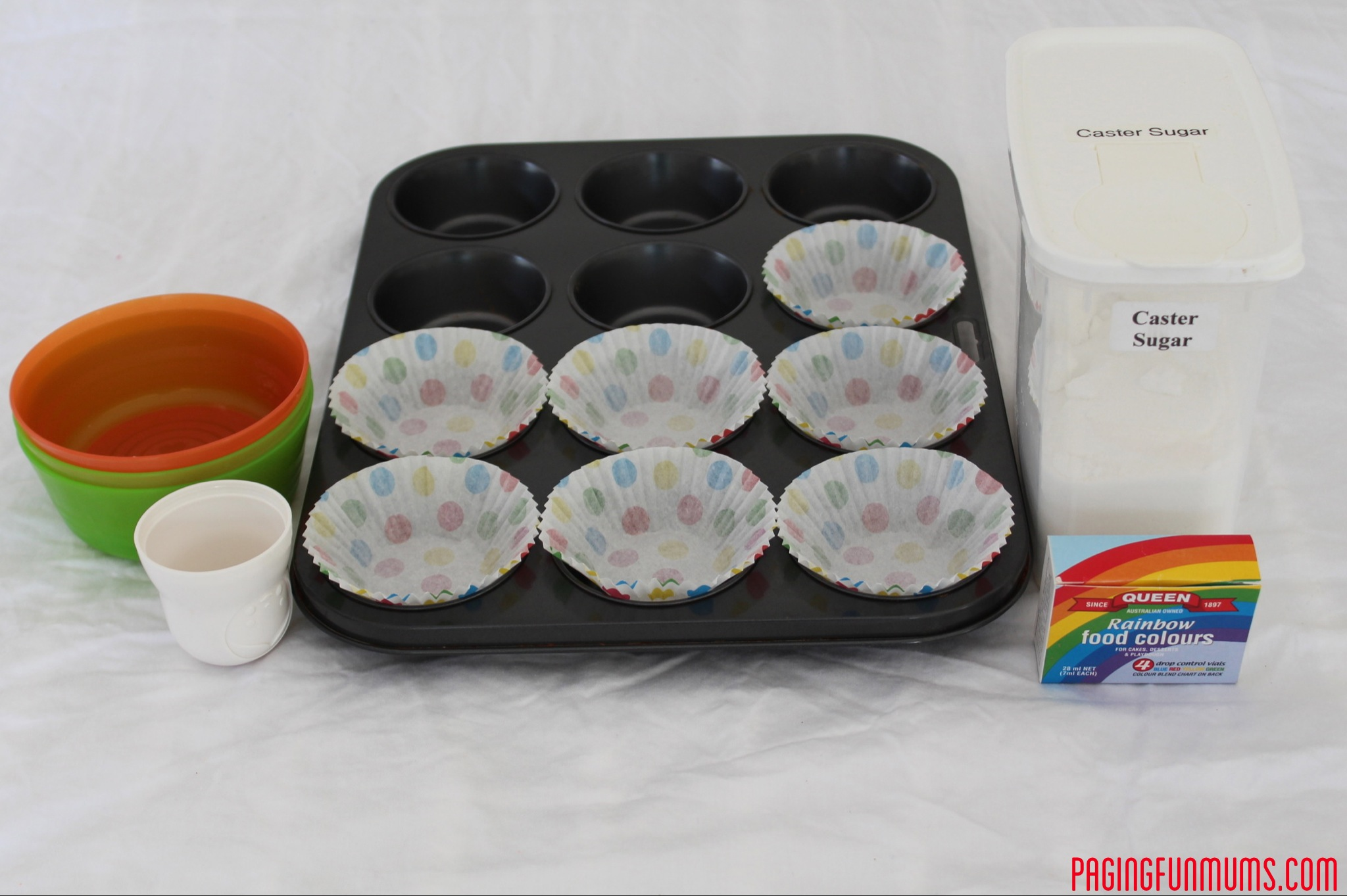 Make your own Glitter & Toffee Sprinkles!
