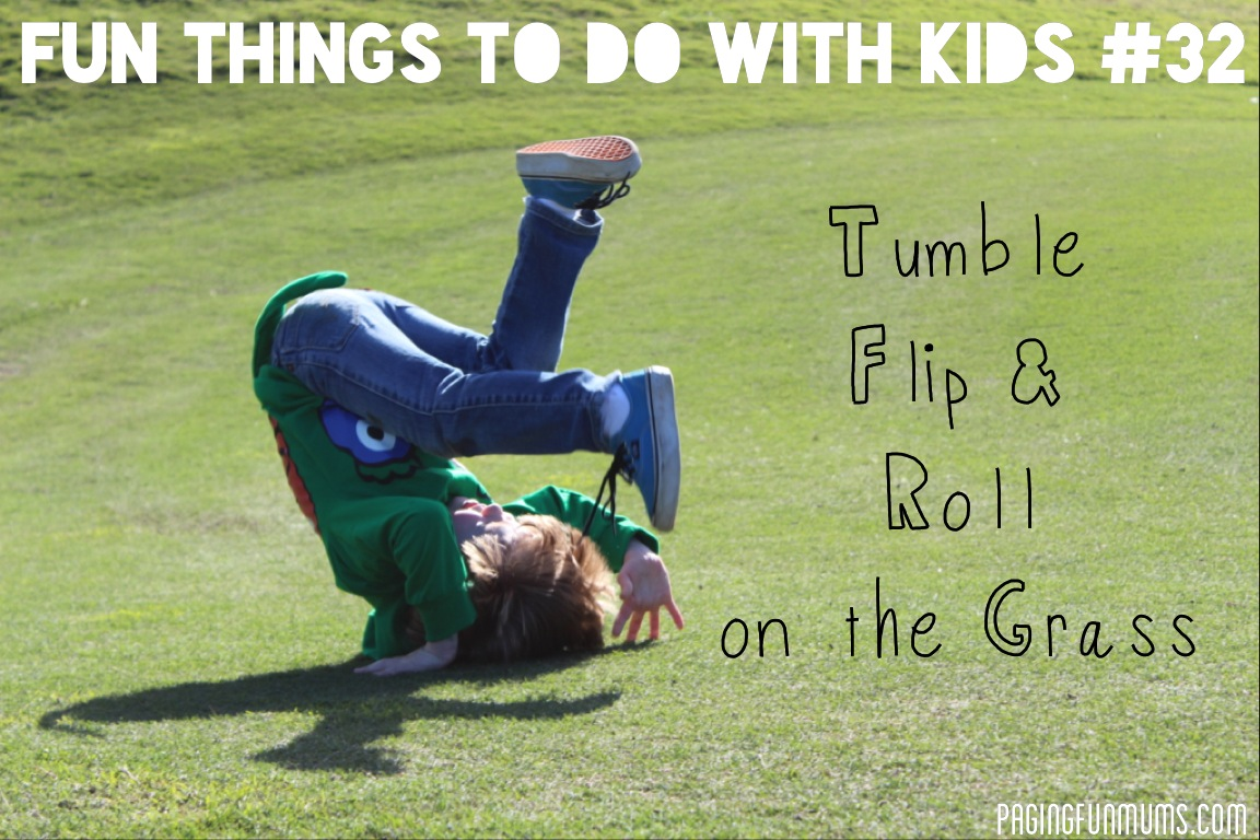 Fun Activities to do with Kids!