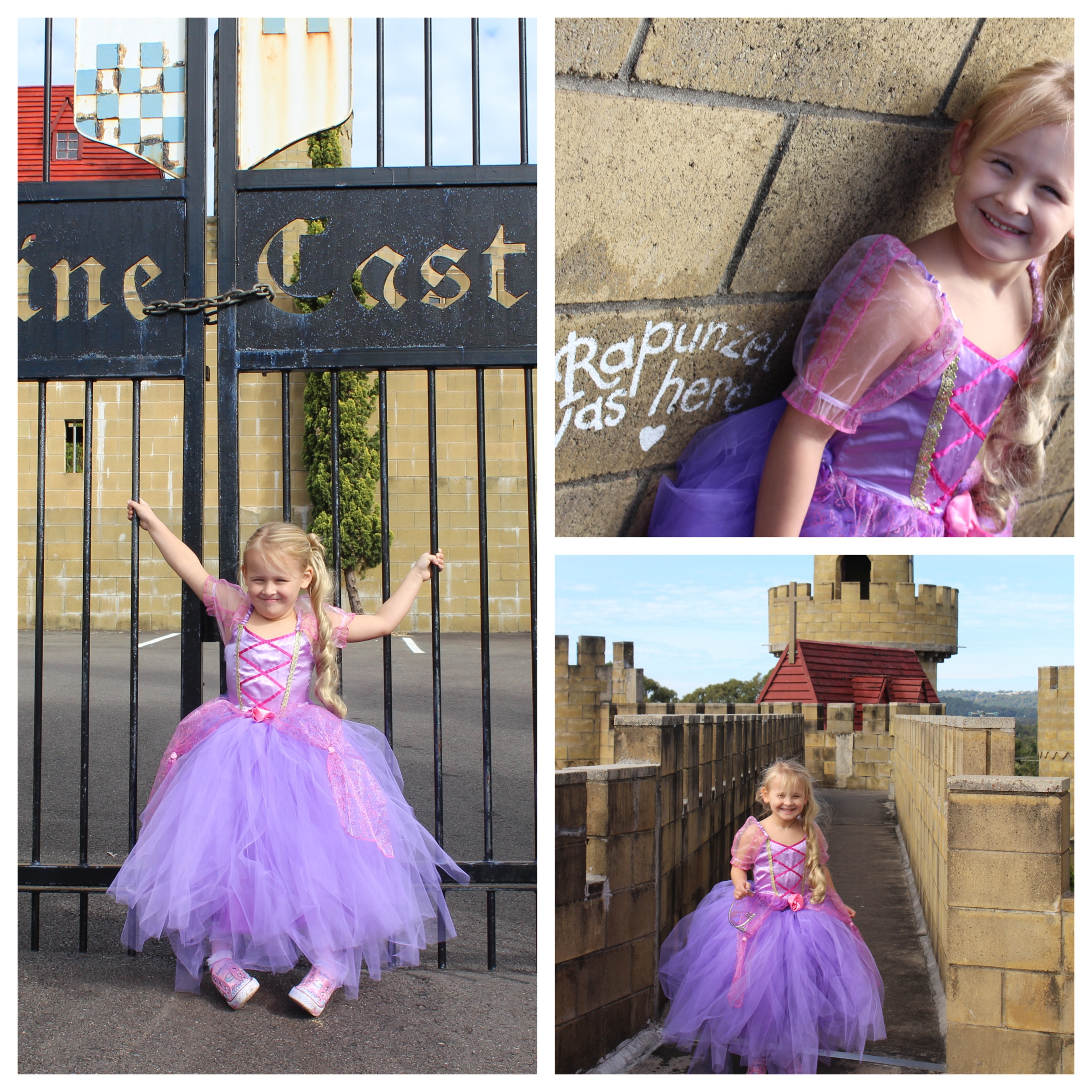Take your Daughter's Favourite Princess Dress to the next level!