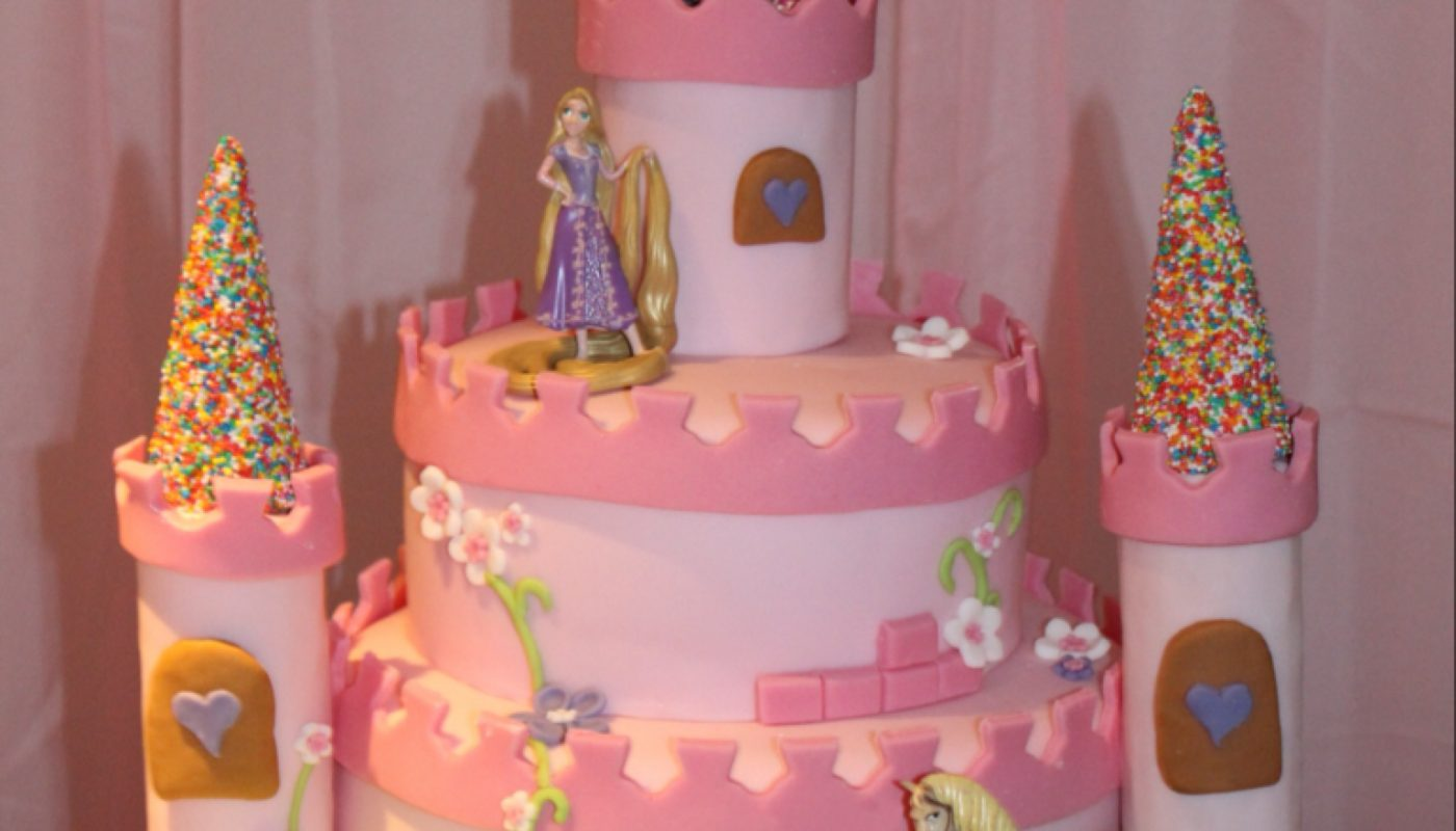 Strange Princess Castle Cake Funny Birthday Cards Online Aboleapandamsfinfo