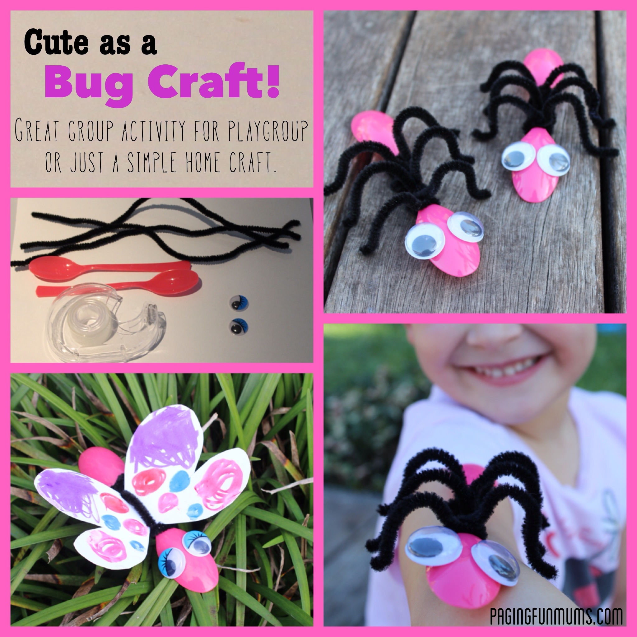 Bug Crafts