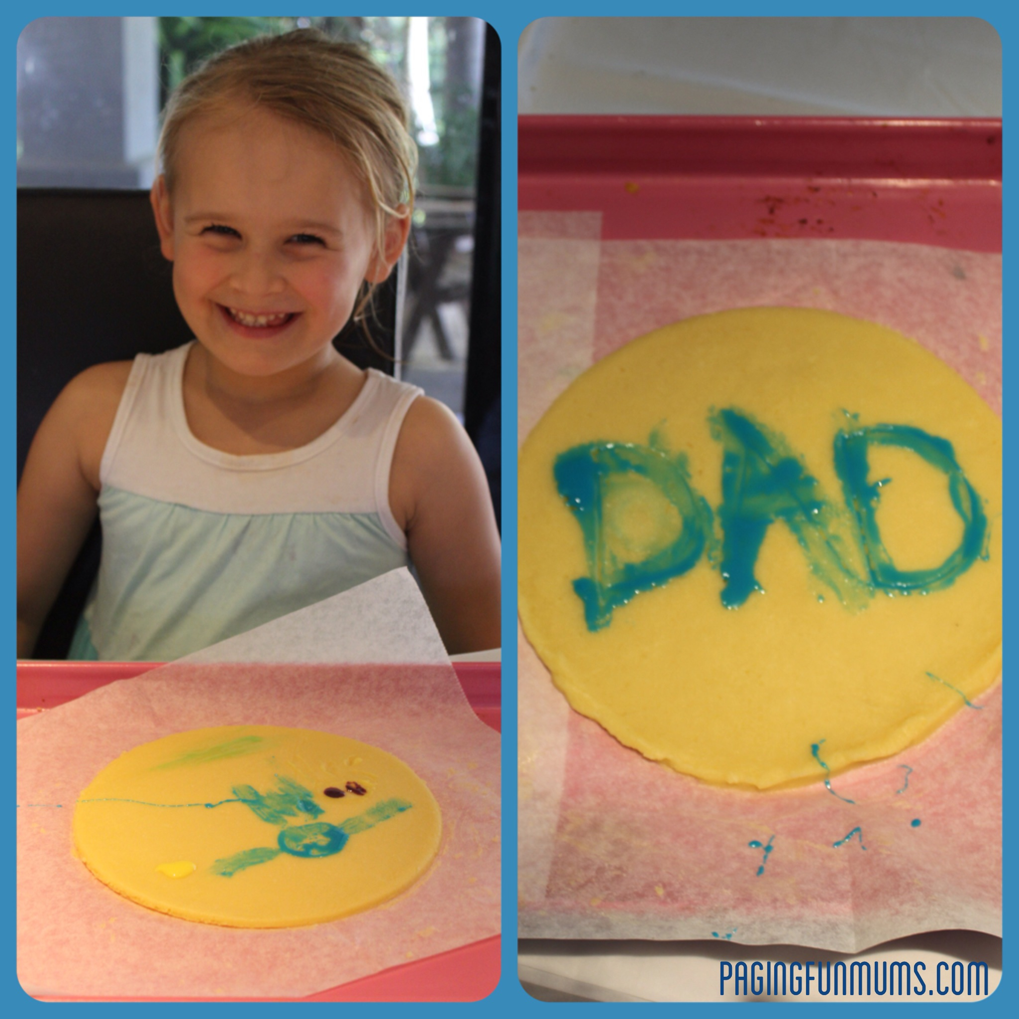 Painted Sugar Cookies!