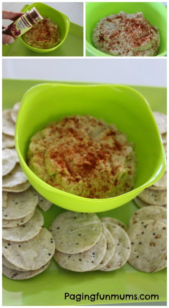 Yummy and Easy Hummus Recipe