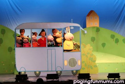 Peppa Pig Friendship Month, GIVEAWAY & Show Review!