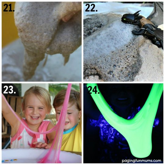 Awesome Science Activities to do with Kids - 20+