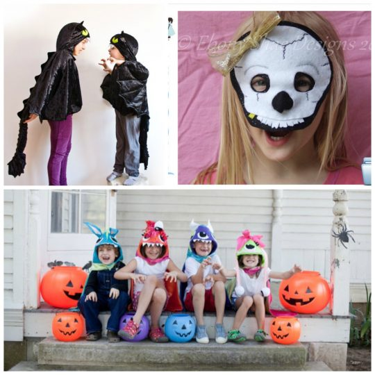 Cool Halloween Costume Ideas for Kids