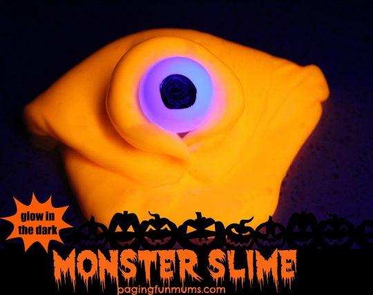 Mr One Eye - Monster Slime