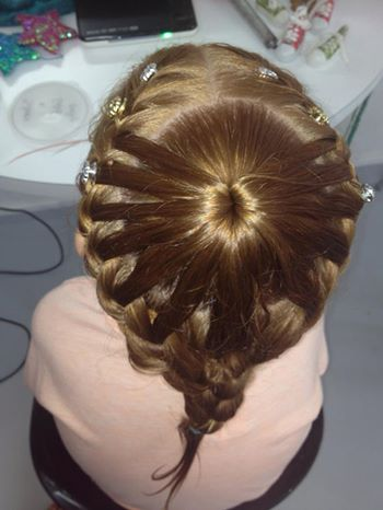 Love the look of this braid!