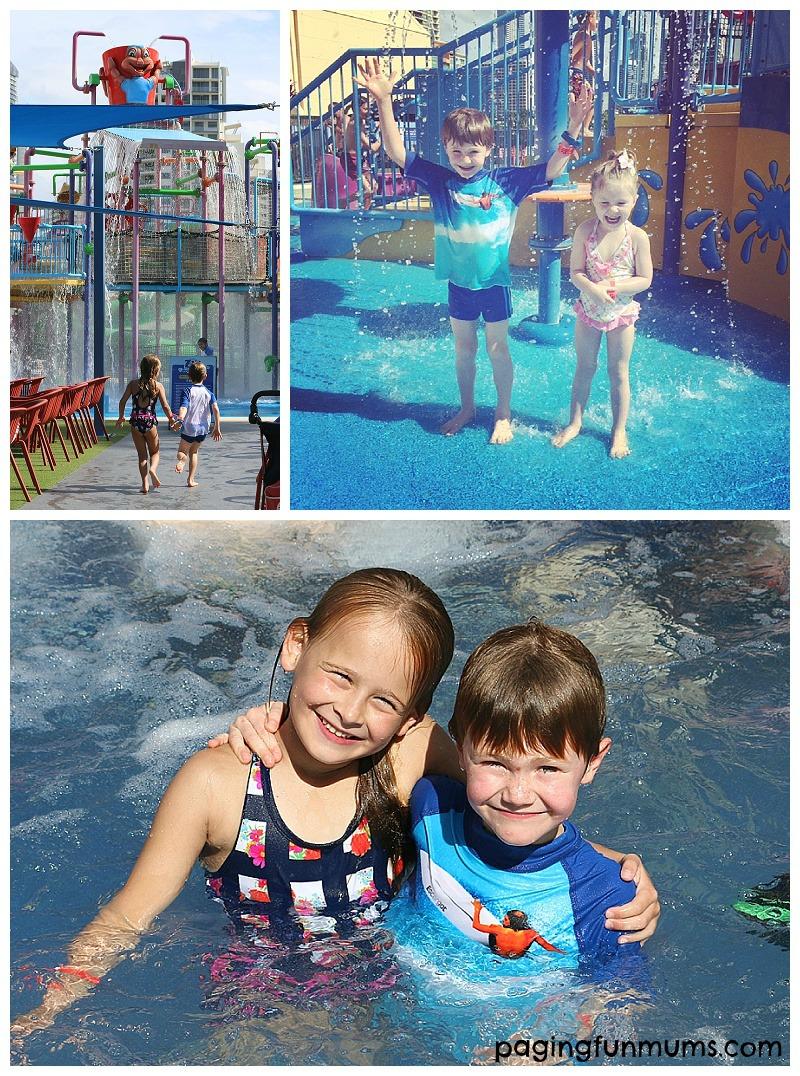 Waterpark FUN at Paradise Resort Gold Coast