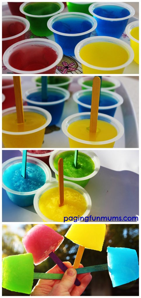 Jelly Ice Paints