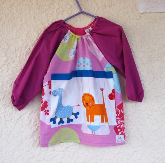 Art Smocks for Children! This is CUTE!