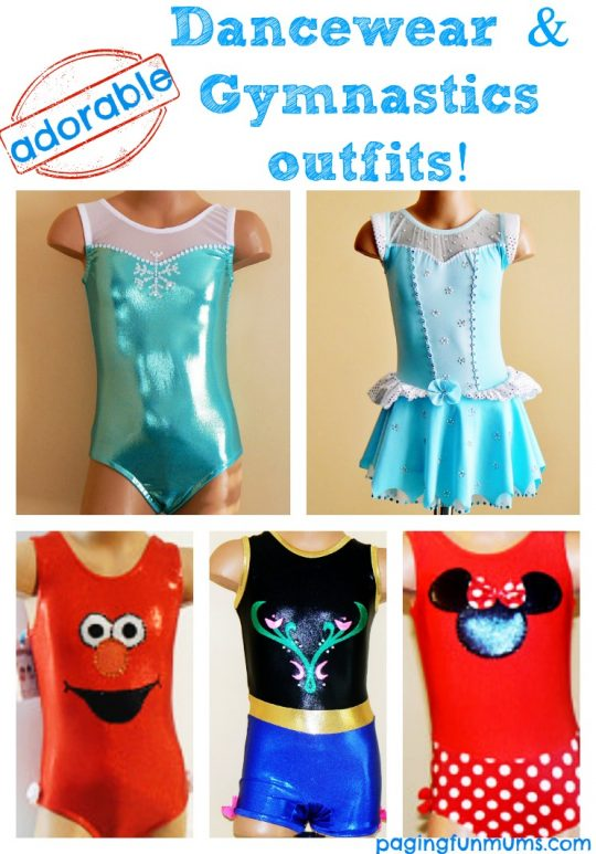 Dancewear & Gymnastics Outfits