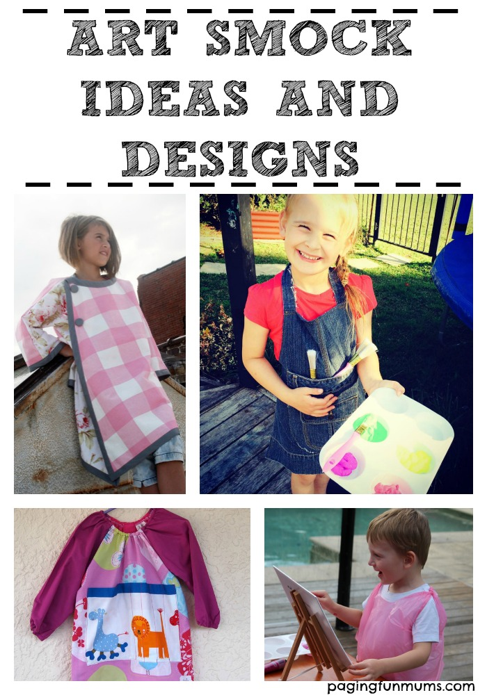 Art Smock Ideas and Designs