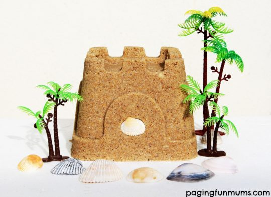 Tropical Sand Dough