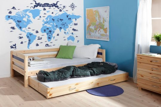 World Map Decals - perfect for a child's bedroom or school!