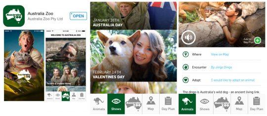 Australia Zoo App review!