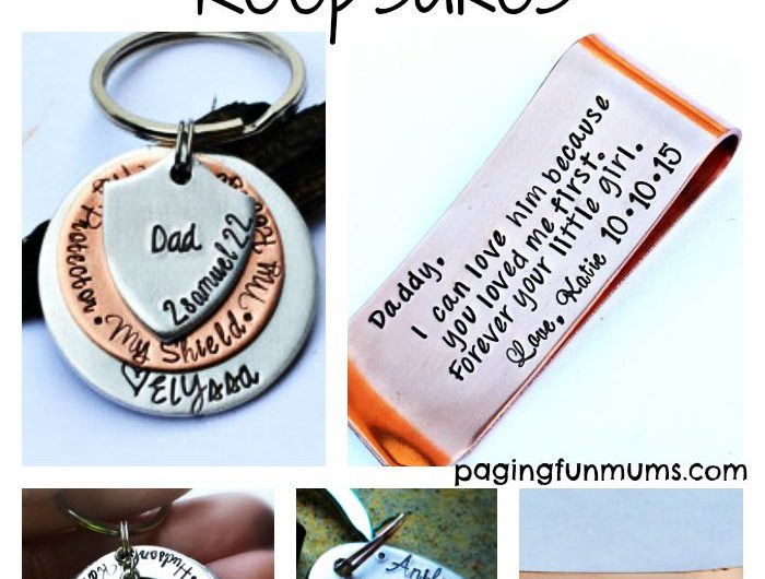 Beautiful Father's Day Keepsakes – Featured Etsy Store