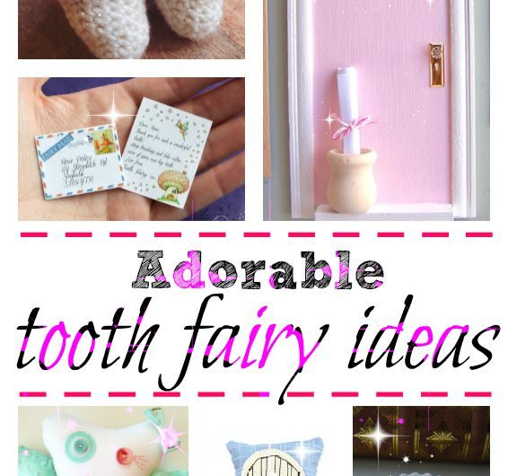 Adorable Tooth Fairy ideas – Featured Etsy Store