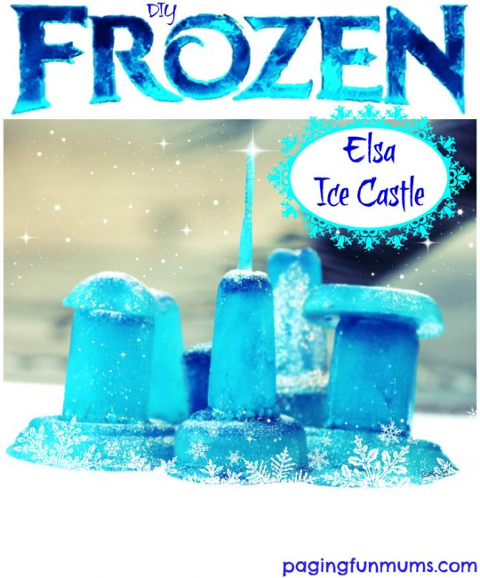 DIY-Frozen-Elsa-Ice-Castle