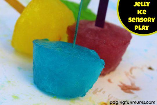 Jelly-Ice-Sensory-Play
