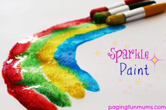 Sparkle-Paint