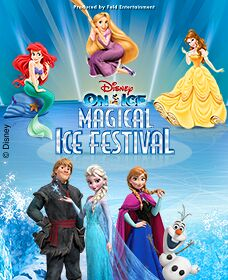 Disney on Ice!
