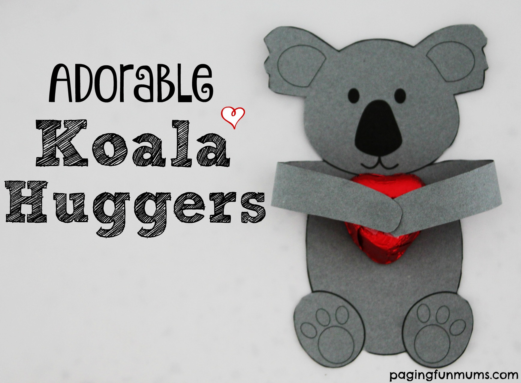 Adorable Koala Huggers
