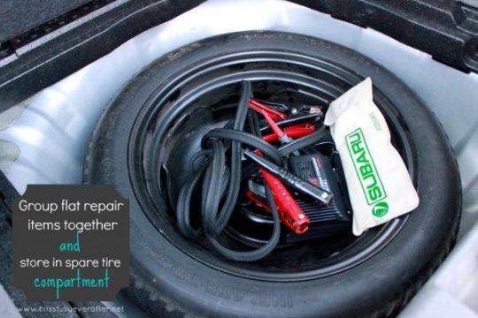 car-tire-organization