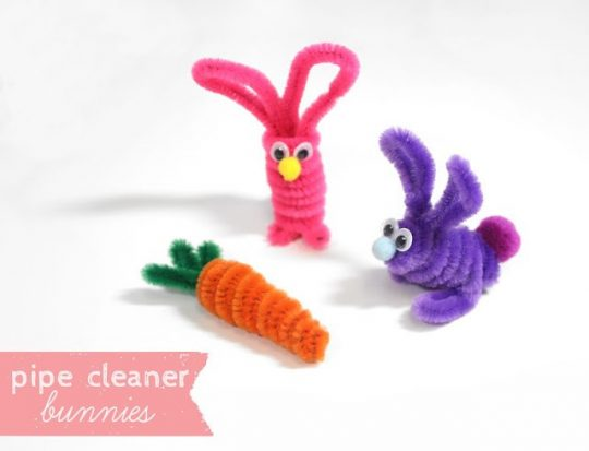 Easter-Pipe-Cleaner-Animals