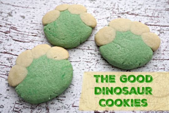 The-Good-Dinosaur-Cookies-Recipe