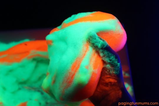 GITD Rainbow Foam