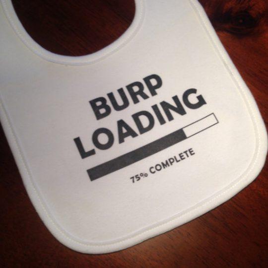 Burp Loading