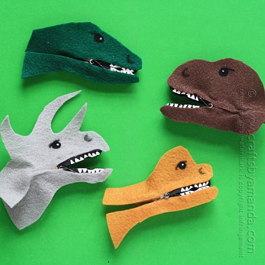 Dinosaur Craft Ideas