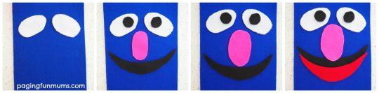 DIY Grover Card