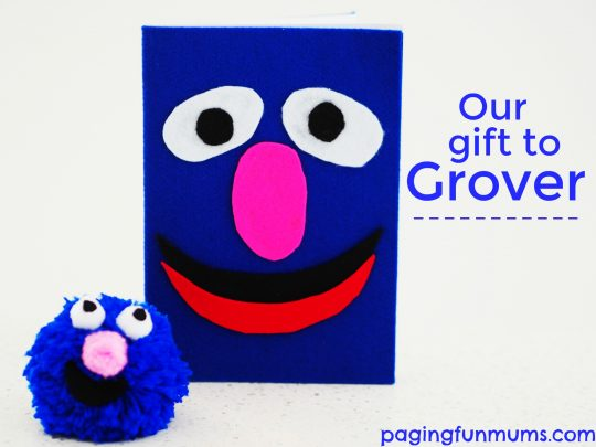 Our Gift to Grover