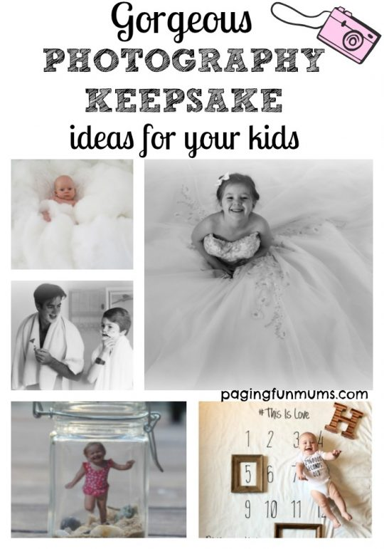DIY STAMP PAD Gorgeous Photography Keepsake Ideas For Your Kids