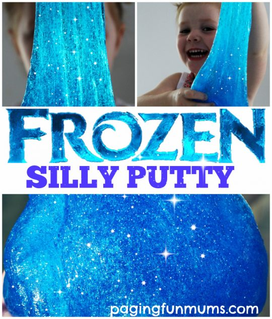 frozen-silly-putty
