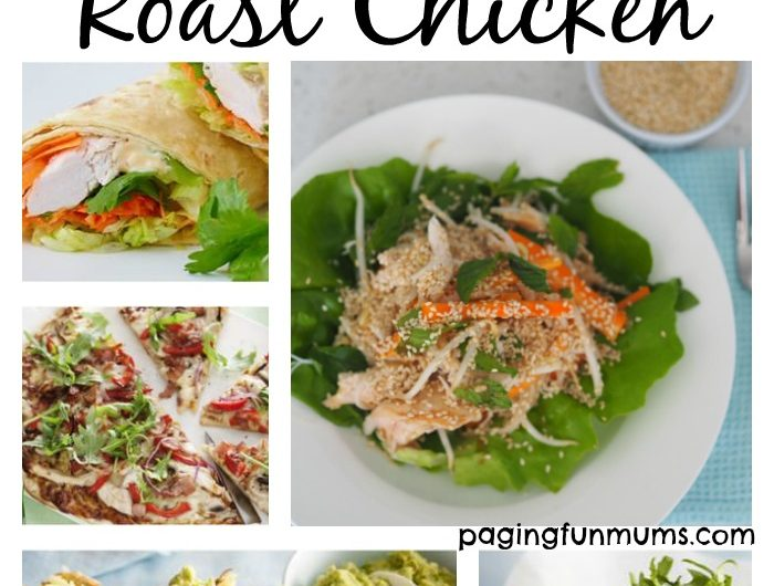 5 Delicious Recipes using Leftover Roast Chicken