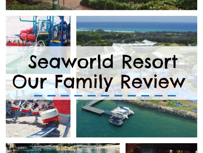 Seaworld Resort – our family review