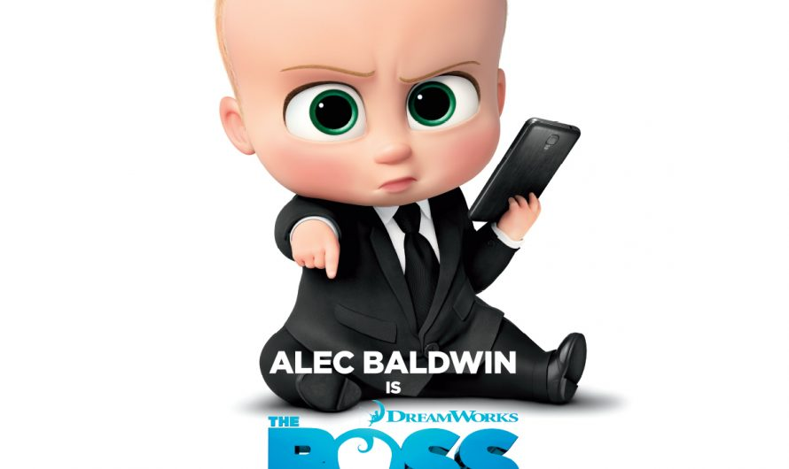 Boss Baby Movie Review + Giveaway!