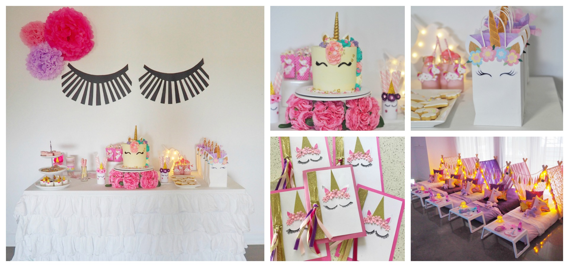 Adorable Unicorn Party...that won\'t cost the earth - Paging Fun Mums