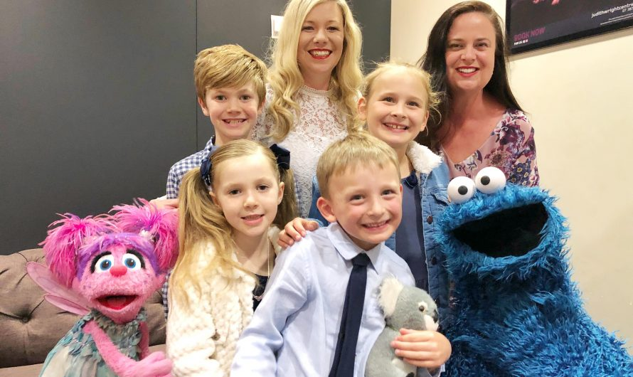 Our Interview with Cookie Monster and Abby Cadabby