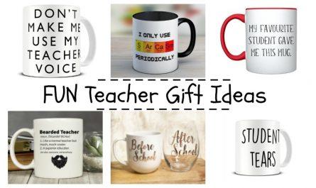Fun Teacher Gifts