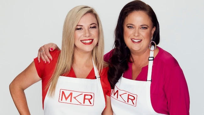 Your Fun Mums Jenni & Louise are going on My Kitchen Rules!