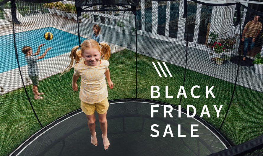 Springfree Trampoline Black Friday Sales